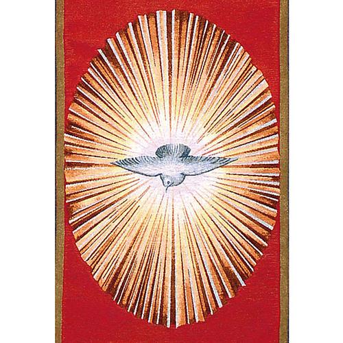 Voile d'autel Saint Esprit 2