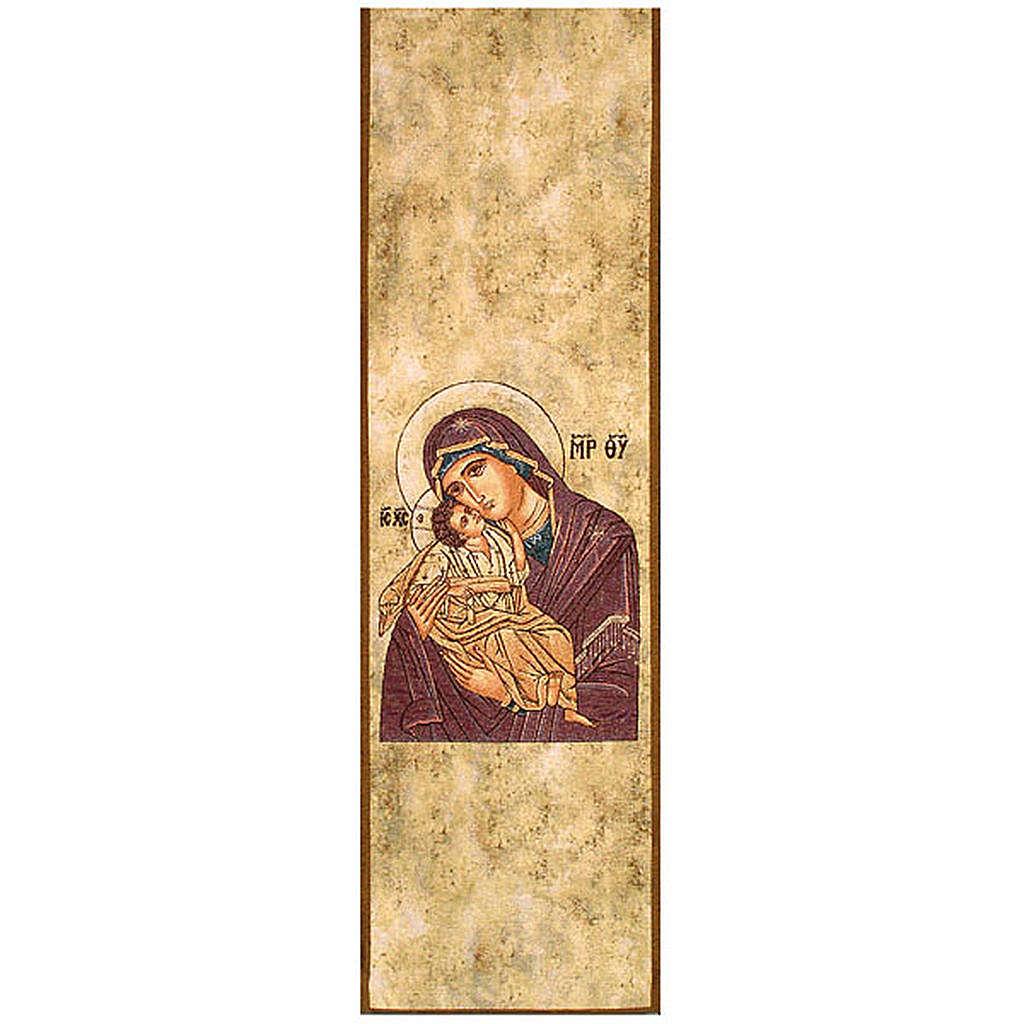 Paño de atril Virgen de la Ternura 4
