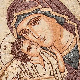Paño de atril Virgen de la Ternura s4