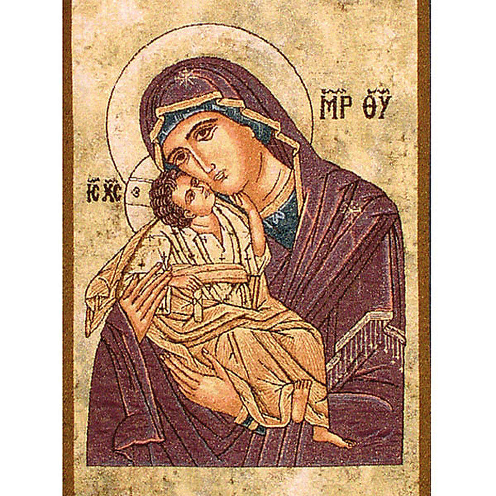 Our Lady of Tenderness pulpit cover 4