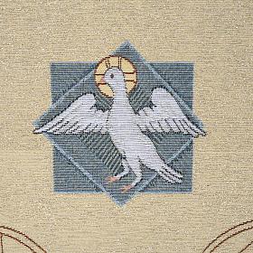 Coprileggio S.S. Trinità sfondo oro s5