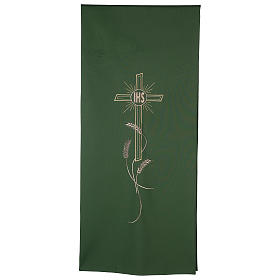 Lectern covers: IHS lectern cover