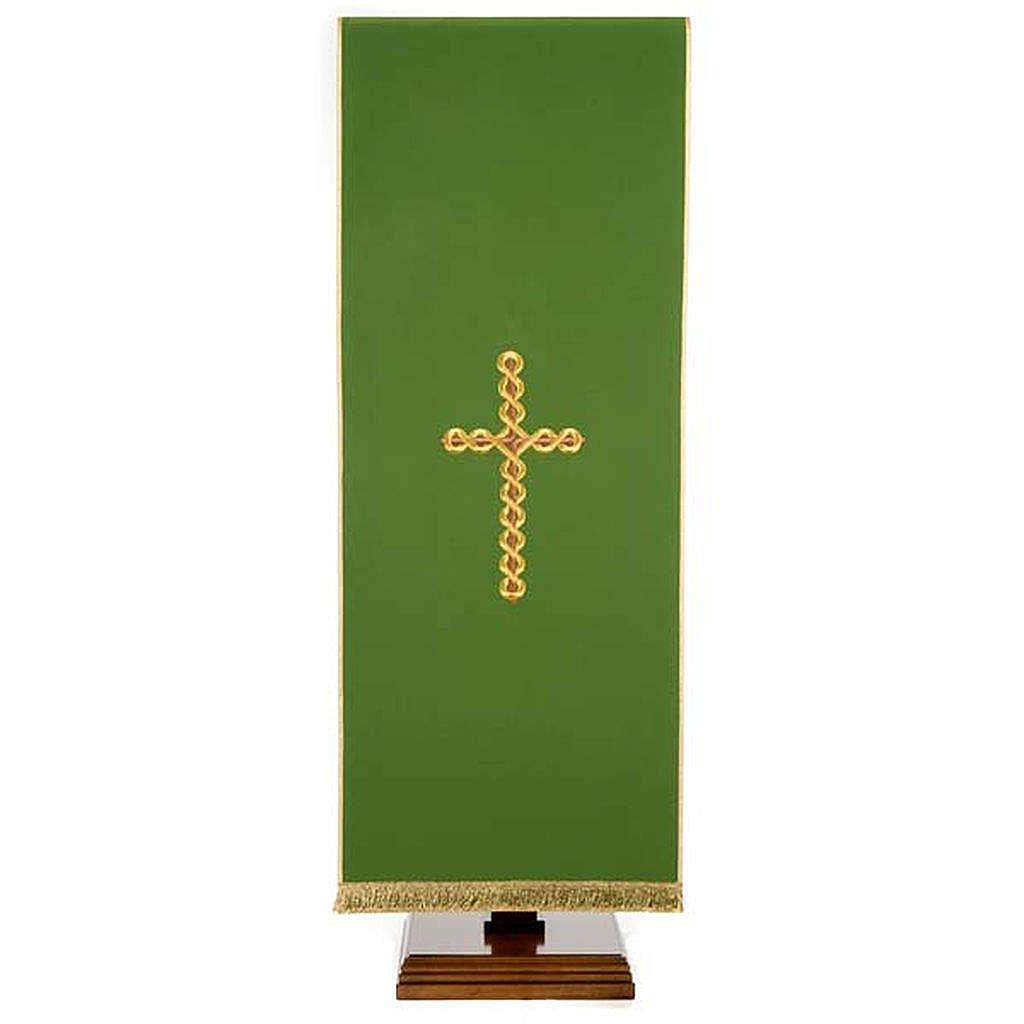 Voile de lutrin croix tortillon 4