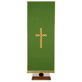 Voile de lutrin croix tortillon s1