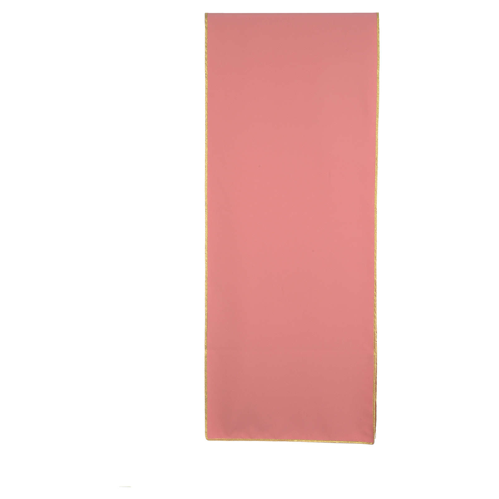 Rose Lectern Cover in polyester, cross, Chi Rho, IHS, Alpha Omega 4