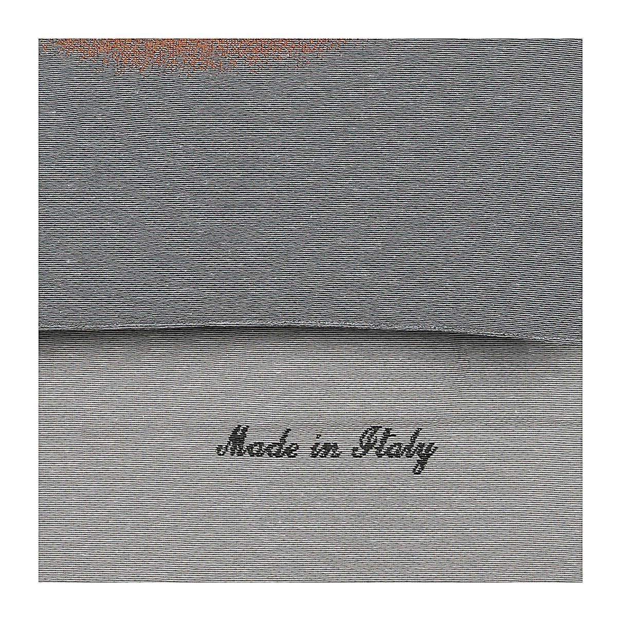 Voile de lutrin lamé Mariage de la Vierge couleur ivoire coton lurex 4