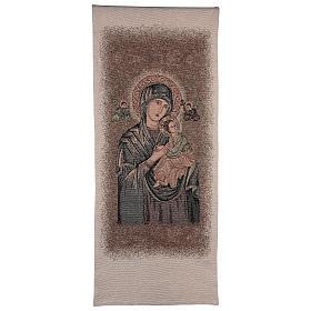 Paño de atril Virgen del Perpetuo Socorro s1