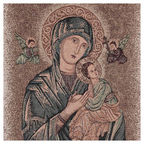 Paño de atril Virgen del Perpetuo Socorro 2
