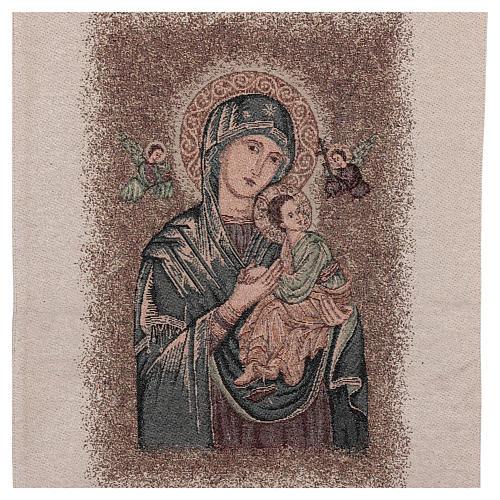 Paño de atril Virgen del Perpetuo Socorro 4