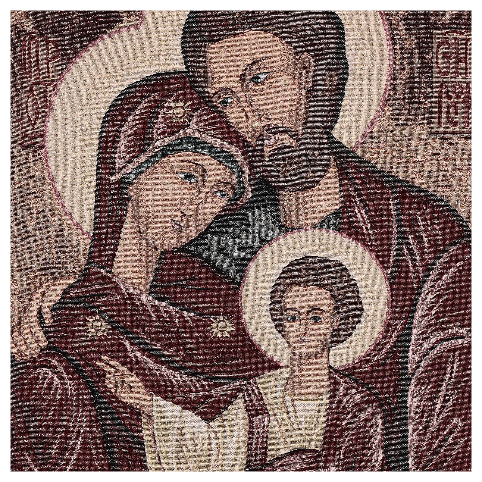Paño de atril Sagrada Familia 4