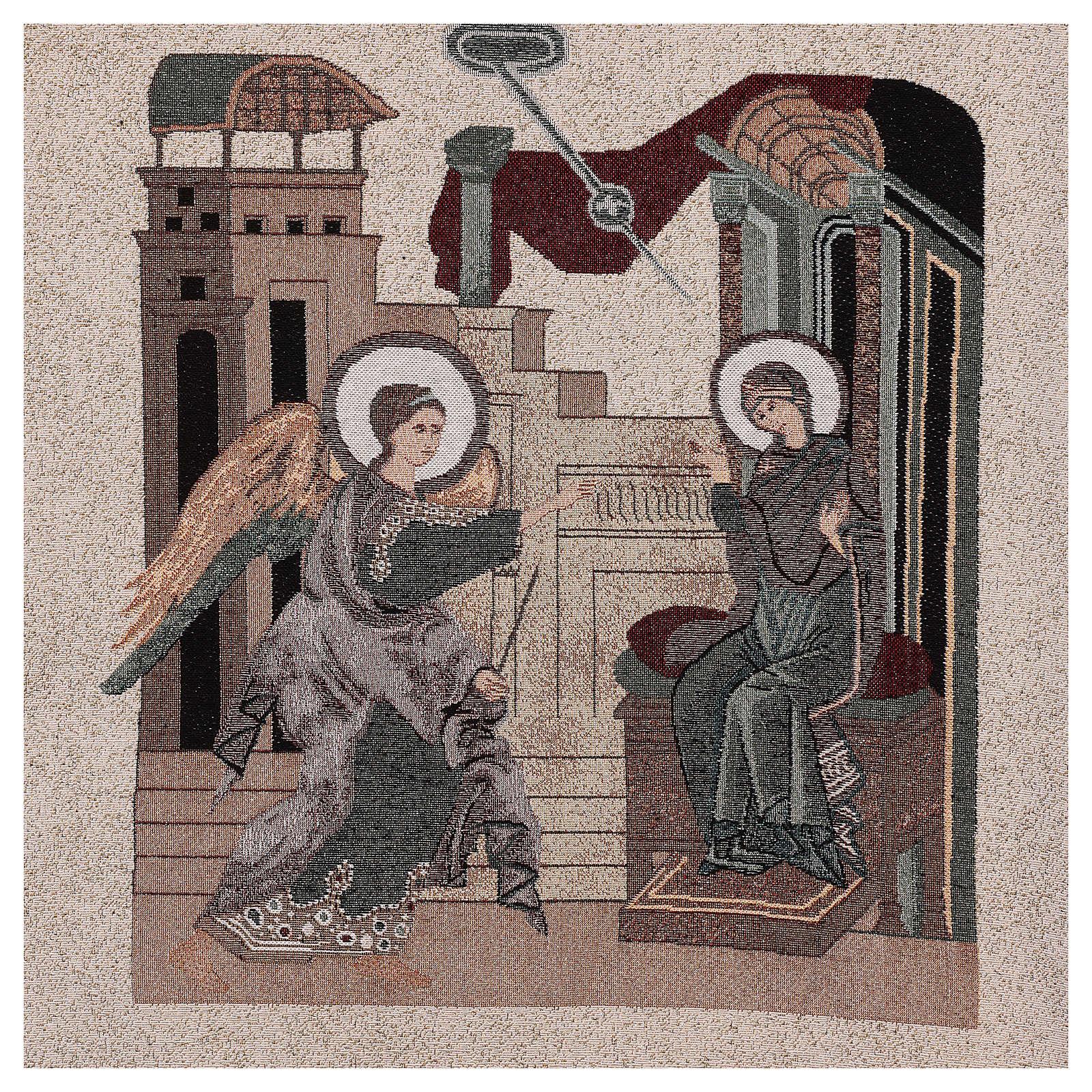 Paño de atril Anunciación 4