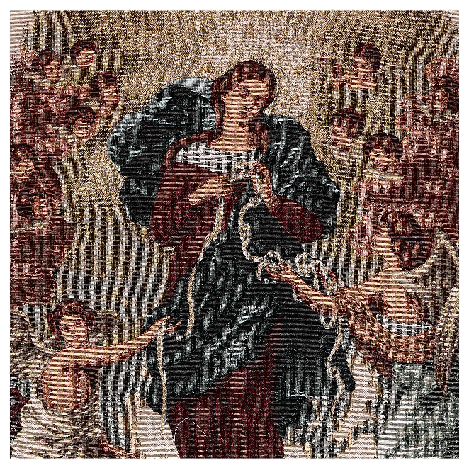 Paño de atril Virgen de los Nudos 4