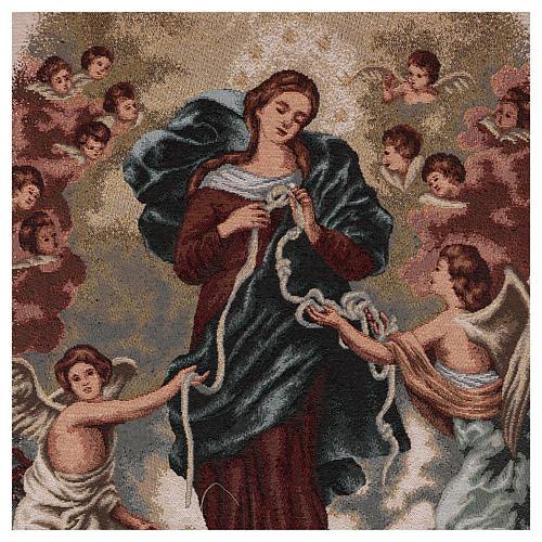 Paño de atril Virgen de los Nudos 2