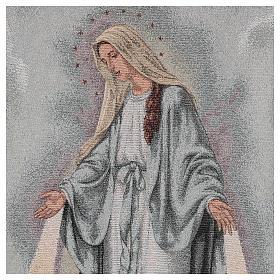 Paño de atril Virgen Misericordiosa
