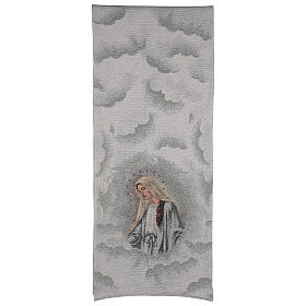 Paño de atril Virgen Misericordiosa s3