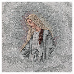 Paño de atril Virgen Misericordiosa s4