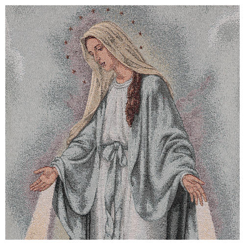 Paño de atril Virgen Misericordiosa 2