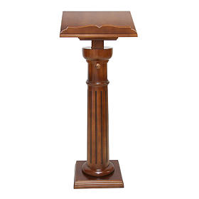 Classic pedestal lectern s1