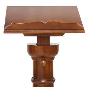 Classic pedestal lectern s2