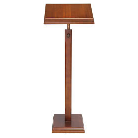 Lecterns: Modern lectern, sober style