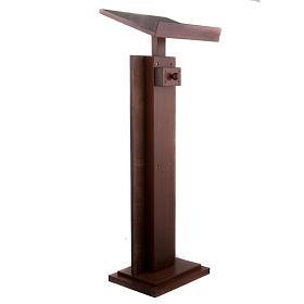 Wood pulpit - Christ Pantocrator s5