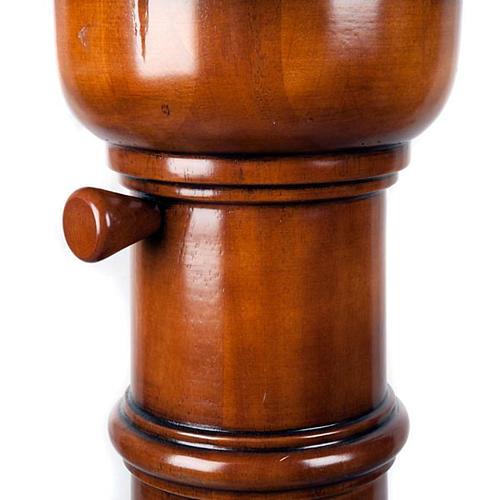 Lectern in wood 70 x 45 cm 2