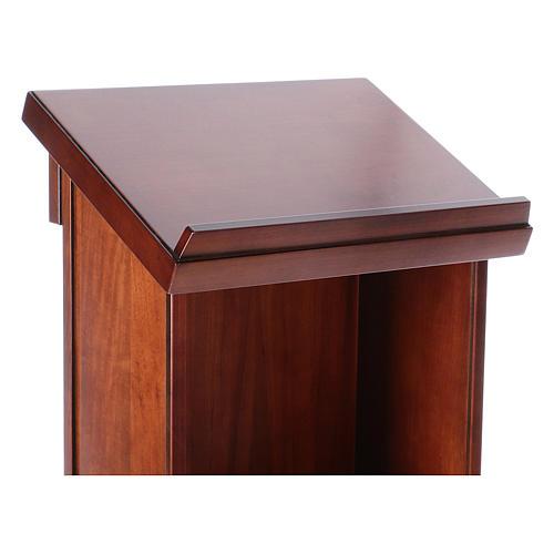 Ambo - Walnut wood 57 x 40 cm 2