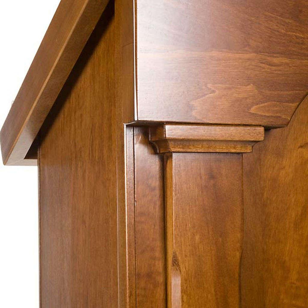 ambon en bois de noyer vente en ligne sur holyart. Black Bedroom Furniture Sets. Home Design Ideas