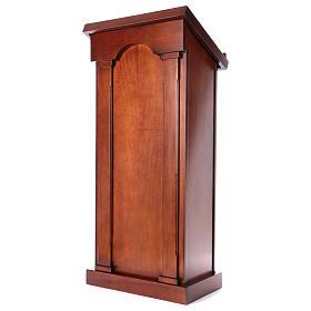 Ambo - Walnut wood 57 x 40 cm s3