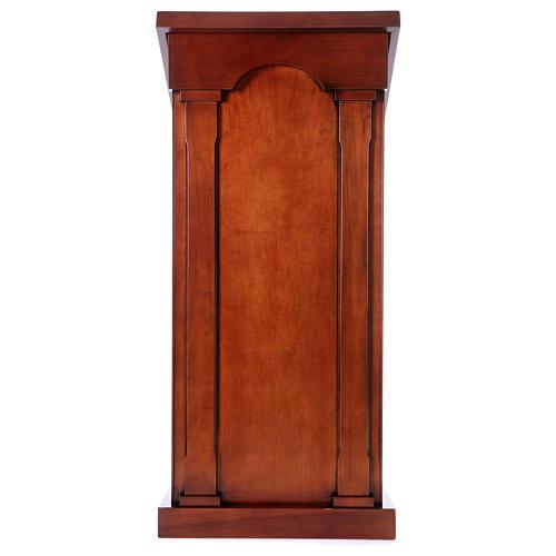 Ambo - Walnut wood 57 x 40 cm 1