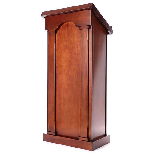 Ambo - Walnut wood 57 x 40 cm 3