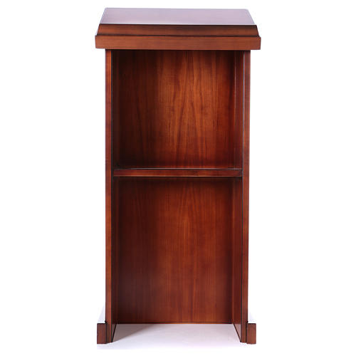 Ambo - Walnut wood 57 x 40 cm 5