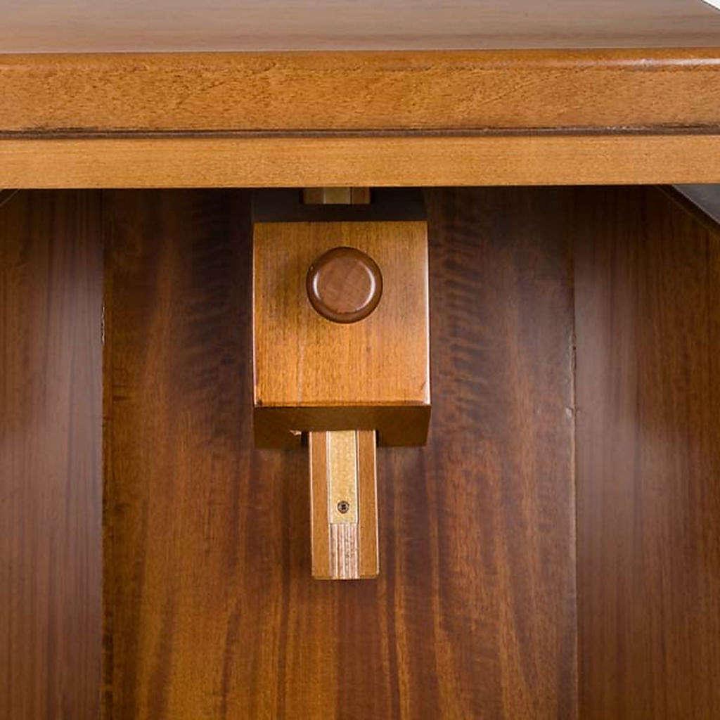 ambon en bois de noyer r glable vente en ligne sur holyart. Black Bedroom Furniture Sets. Home Design Ideas