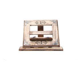 Atril de mesa madera estilo antiguo mod. barato s6