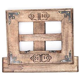 Atril de mesa madera estilo antiguo mod. barato s10