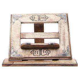 Atril de mesa madera estilo antiguo mod. barato s11