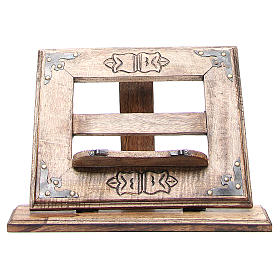 Atril de mesa madera estilo antiguo mod. barato s1