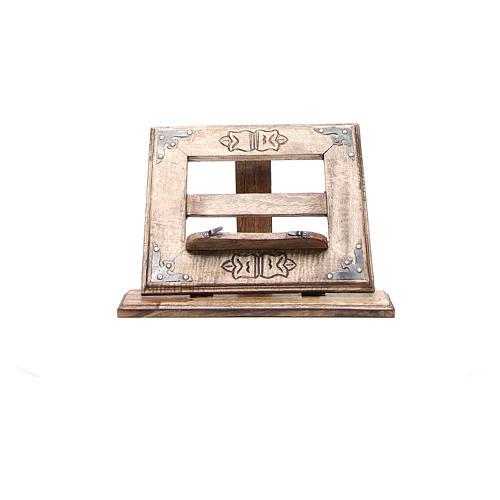 Atril de mesa madera estilo antiguo mod. barato 6