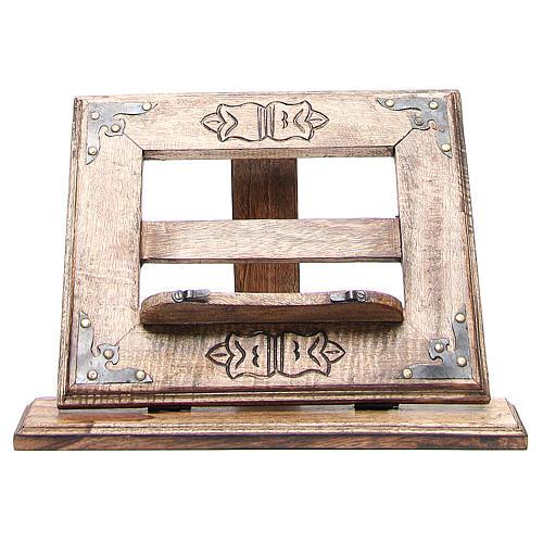Atril de mesa madera estilo antiguo mod. barato 1