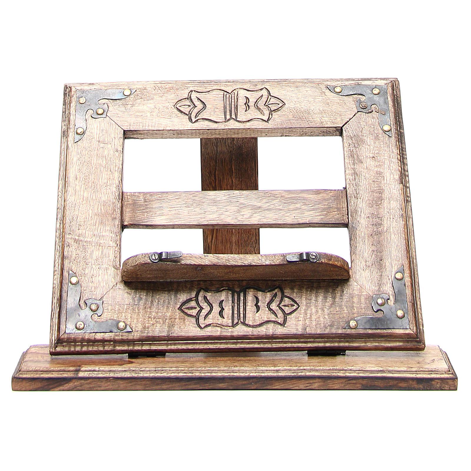 Leggio in legno economico stile antico 4