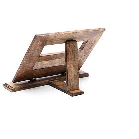 Leggio in legno economico stile antico s8