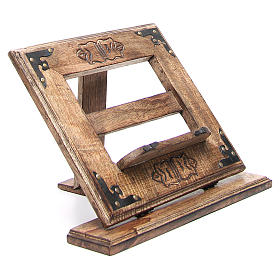 Leggio in legno economico stile antico s14