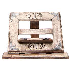 Leggio in legno economico stile antico s1