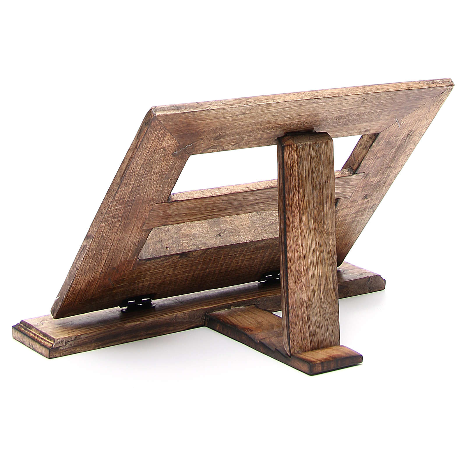 Lectern in affordable wood, antique style 4