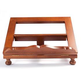 Leggio in legno moderno top s2