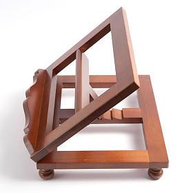 Leggio in legno moderno top s3