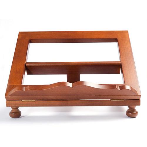 Leggio in legno moderno top 2