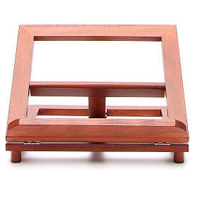 Tischpulte: Holztischpult drei Lesen-Stellungen