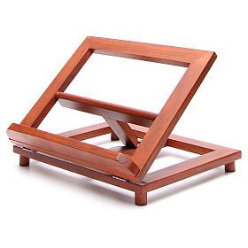 Atril de madera 3 posiciones s2