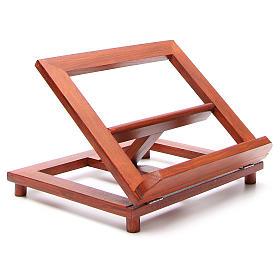 Atril de madera 3 posiciones s4